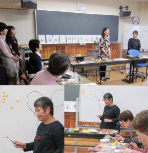 講師の武田美代子先生